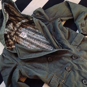 🌺 Cute Roxy Coat